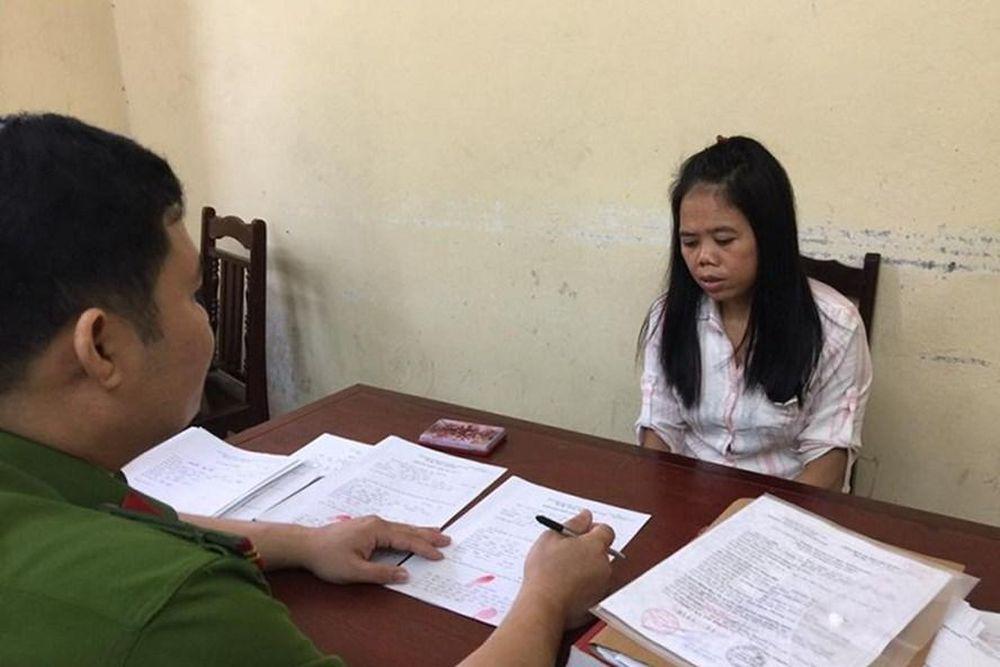 Người phụ nữ này gửi lại 5 con nhỏ ở Sơn La cho bà nội trông để về Hưng Yên  tham gia đường dây buôn bán cái chết trắng.