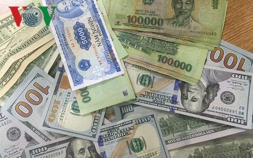 Giá USD hôm nay tăng nhẹ. (Ảnh minh họa)