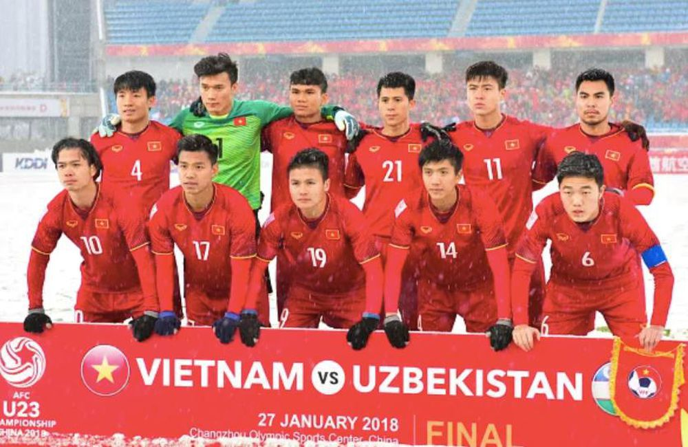 VCK U23 châu Á 2020: U23 Việt Nam có thể tái ngộ Hàn Quốc, Australia và Syria