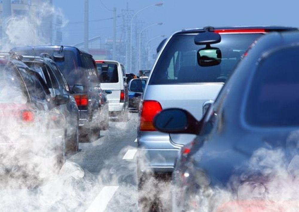 Image result for khí thải ô tô