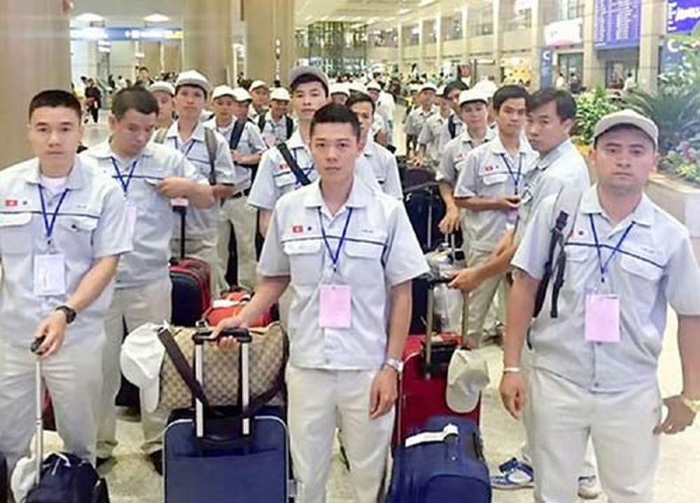 Image result for lao động nước ngoài tăng