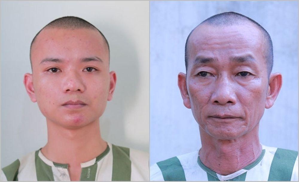 Nguyễn Văn Nguyên (Trái) Và Nguyễn Văn Thành (Phải). Ảnh: Dân Việt