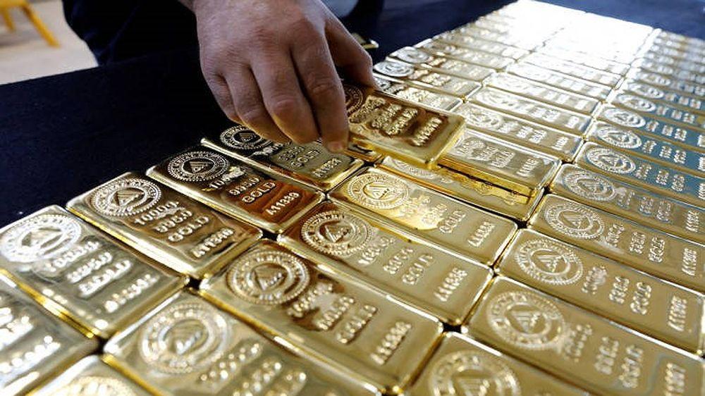 Bảo Tín Minh Châu cũng tăng 100 nghìn đồng mỗi lượng vàng SJC so với chốt  tuần trước, lên mức 36,39 – 36,47 triệu đồng/lượng.
