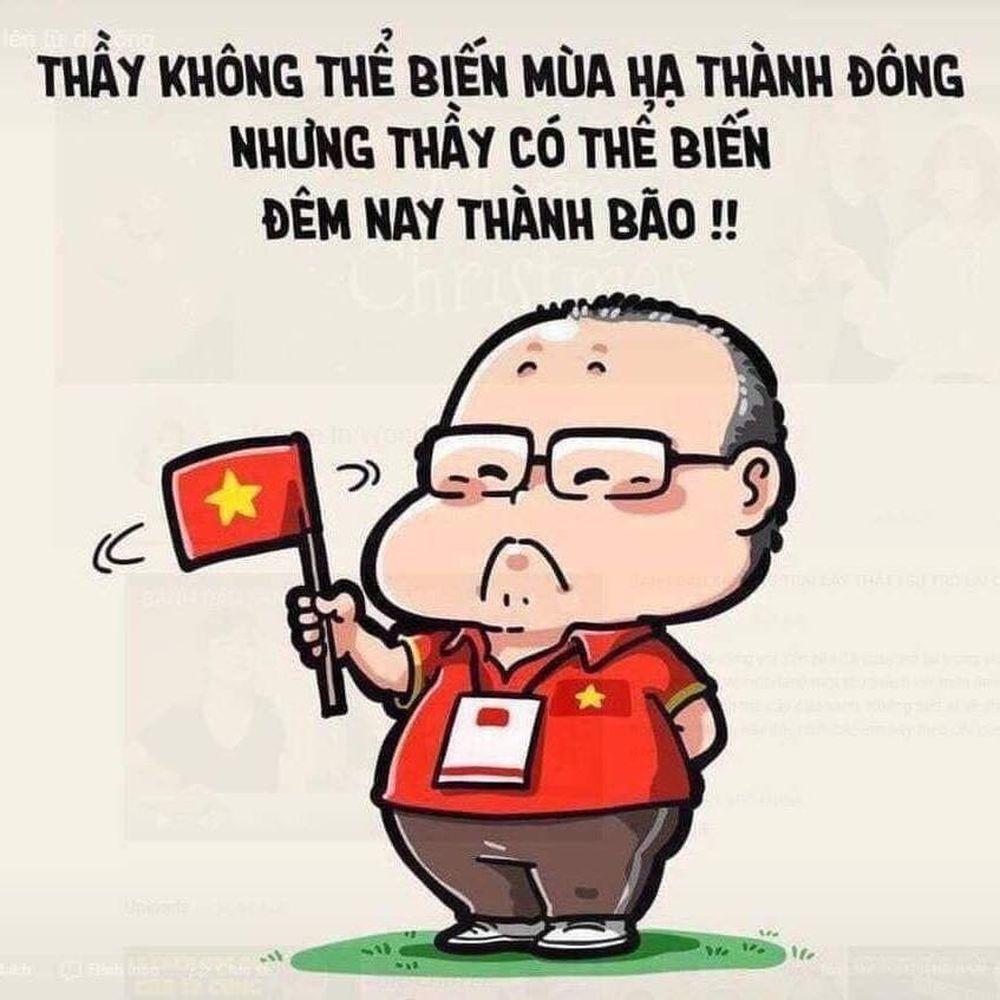 Ảnh Chế: Việt Nam Vô Địch Aff Cup 2018, Malaysia Là Đội... Chơi Đẹp Nhất
