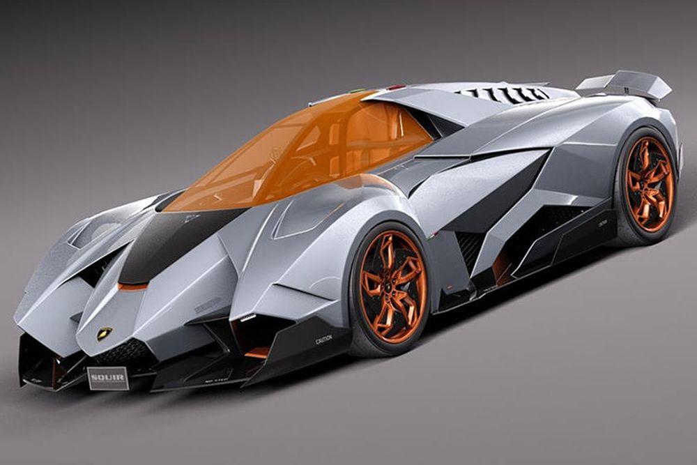 Những Mẫu Sieu Xe Lamborghini Xấu Nhất Từ Trước Tới Nay Bao Kiến Thức