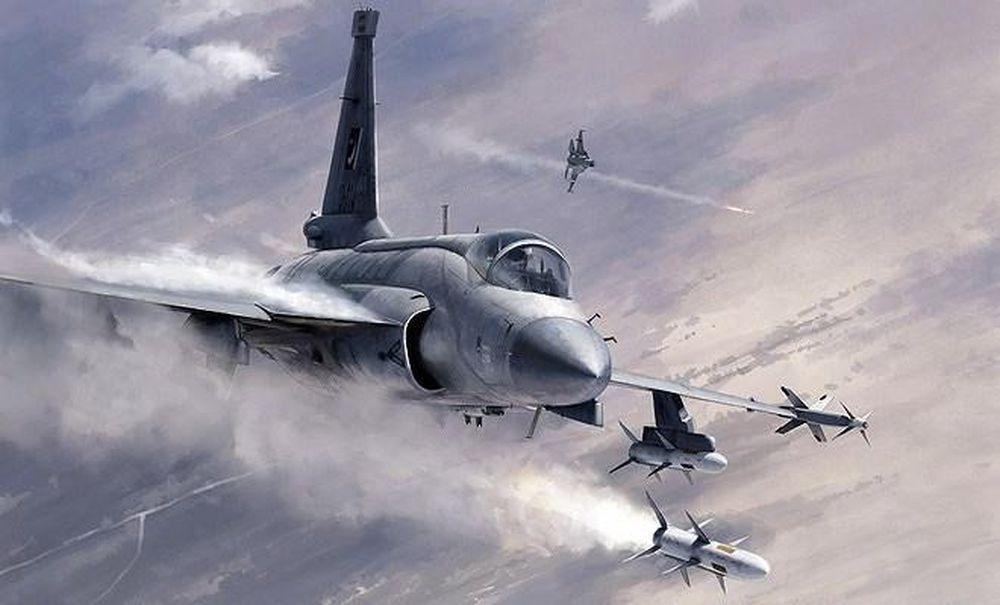 Tiêm kích JF-17 Thunder Block 3 của Pakistan vượt trội cả Su-30MKI