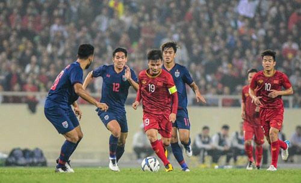 a3434ba41dc0b Quang Hải đã chơi cực hay trong chiến thắng 4-0 của U23 Việt Nam trước U23  Thái Lan tại vòng loại giải U23 châu Á 2020. Ảnh  I.T