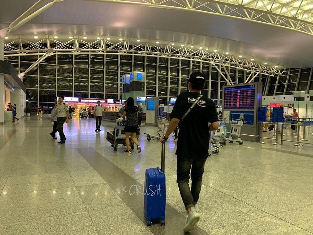 Long Hoàng chính thức lên đường sang Hàn Quốc tham gia vào vòng
