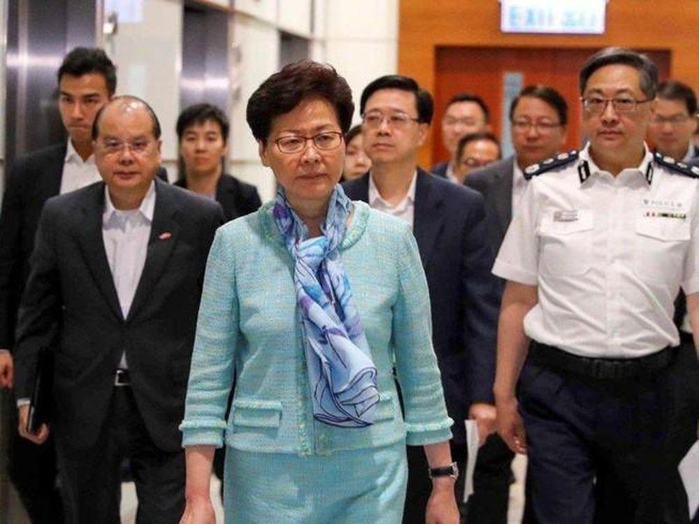 Lãnh đạo Hong Kong 'phẫn nộ, đau buồn' trước vụ bạo loạn 1-7 - Báo ...