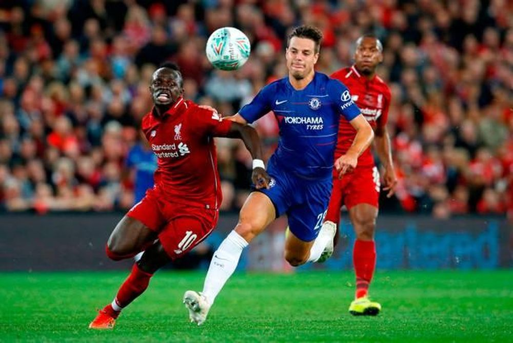 Kết quả hình ảnh cho Chelsea vs Liverpool