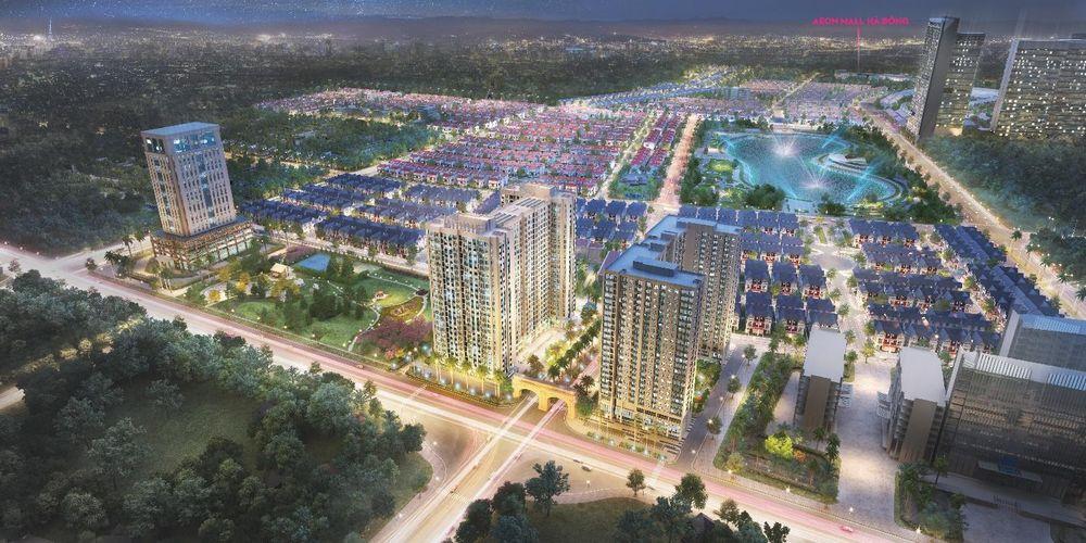 Aeon Mall Hà Đông vận hành tác động thế nào đến Khu đô thị Dương ...