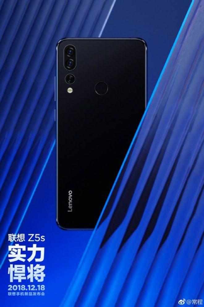 Lenovo Tung Hình ảnh Quảng Cáo Z5s Với Nhiều Màu Sắc Tuyệt