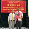 Thừa Thiên - Huế có hai Phó giám đốc Sở mới