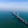 Choáng ngợp về độ hoành tráng của cây cầu vượt biển dài nhất thế giới vừa khai trương