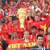 Một thông tin cực vui cho người hâm mộ bóng đá TP.HCM là phố đi bộ Nguyễn Huệ sẽ lắp 8 màn hình LED chiếu các trận đấu của ĐTVN ở AFF Cup 2018.