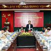 Hoạt động của các Phó Thủ tướng Chính phủ Trương Hòa Bình, Vương Đình Huệ