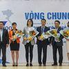 Đại học Luật TP HCM giành giải nhất Phiên tòa giả định VMOOT quốc gia 2018