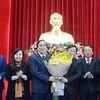 Đồng chí Bùi Minh Châu được bầu giữ chức Bí thư Tỉnh ủy Phú Thọ