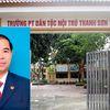 Khởi tố, bắt tạm giam Hiệu trưởng dâm ô hàng chục nam học sinh ở Phú Thọ