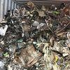 Mới 'khui' được hơn 10% phế liệu tồn đọng tại cảng Cát Lái