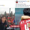 Các cầu thủ gửi lời chia tay thầy Bae Ji-won, 'cánh tay trái' của HLV Park Hang-seo