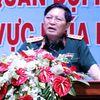 Đại tướng Ngô Xuân Lịch gặp tướng lĩnh quân đội cao cấp đã nghỉ hưu