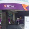 Lợi nhuận TPBank tăng 87%, nợ khả năng mất vốn tăng 15%
