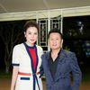 Hoa hậu Phương Lê dát đồ hiệu sang chảnh đọ sắc cùng mỹ nhân chuyển giới Hoài Sa