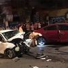Hai ô tô đối đầu trong đêm, 4 người thương vong tại Vĩnh Phúc