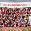 Ajax Amsterdam chính thức đăng quang ngôi vương Giải vô địch quốc gia Hà Lan - Eredivisie mùa bóng 2018-19, sau chiến thắng ấn tượng 4-1 trước De Graafschap sáng 16-5.
