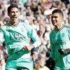 Chiến thắng dễ dàng 2-0 khi đón tiếp Espanyol vào tối 7-12 (giờ Việt Nam) đã giúp Real thêm một lần trở lại vị trí đầu tiên trên BXH La Liga.