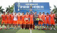 SHB vô địch Cúp Báo Đấu thầu mở rộng 2019