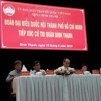 Cử tri TPHCM tranh cãi quyết liệt về ông Đoàn Ngọc Hải