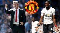 Solskjaer chính thức tuyên bố về tương lai Paul Pogba