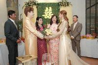 Toàn bộ hình ảnh lộng lẫy của Thu Thủy trong ngày thành hôn