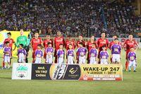 Cổ động viên HAGL hành động 'kỳ lạ' ở trận gặp Hà Nội FC