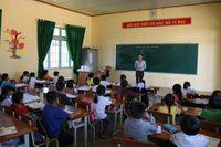 Đắk Nông: Thiếu giáo viên, nhiều nơi không dám gọi hết trẻ đến trường