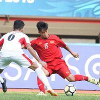 Thua U19 Jordan, HLV Hoàng Anh Tuấn nói điều bất ngờ