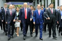 Chủ tịch nước Trần Đại Quang từ trần: Lãnh đạo các nước bày tỏ sự thương tiếc