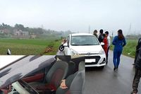 Mâu thuẫn tình cảm, nữ tài xế taxi bị sát hại ngay giữa đường