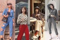 Loạt street style vừa ấm áp vừa 'chất lừ' của dàn mỹ nhân Việt
