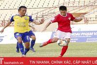 Hồng Lĩnh Hà Tĩnh thắng đậm 3-0 trước đội khách Đồng Tháp