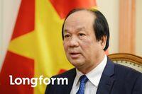 Bộ trưởng Mai Tiến Dũng: '1h sáng Thủ tướng còn gọi điện cho tôi'