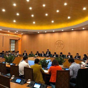 Ba chuyên gia Trung Quốc của dự án đường sắt Cát Linh - Hà Đông đang tự cách ly tại Hà Nội