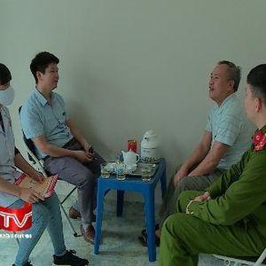 Lực lượng công an bám cơ sở, đẩy mạnh tuyên truyền phòng chống dịch Covid-19