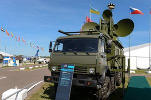 Tận mắt hệ thống tác chiến điện tử bí ẩn của Nga