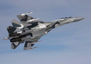 Việt Nam có thể mua một phi đội tiêm kích Su-35S?