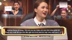 Các câu trả lời cực bựa trong gameshow Hương Giang xúc phạm NS Trung Dân