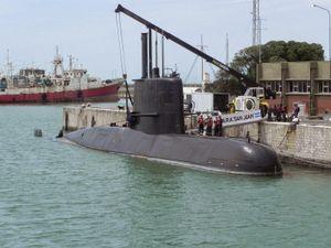 Argentina: Tàu ngầm chở 44 thủy thủ mất tích