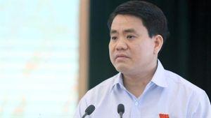 Ông Nguyễn Đức Chung: Ga HN được bảo tồn nguyên trạng
